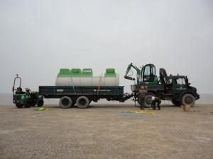 ordfordness suffolk sewage plant
