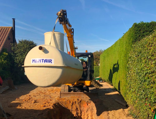 Septic Tank Installation in Great Yarmouth